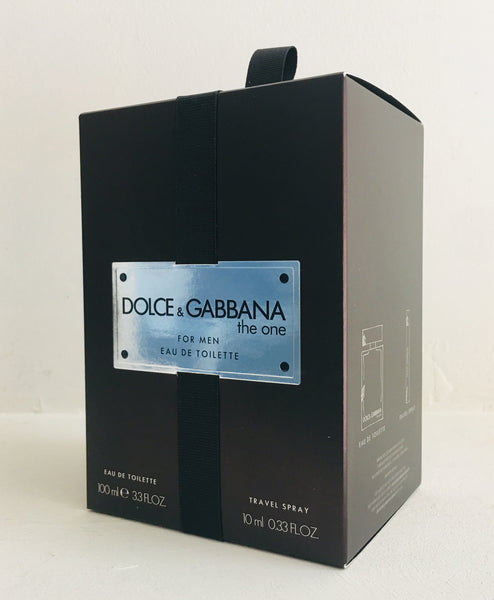 D&G Dolce & Gabbana The One for Men Set Eau de Toilette für Herren (EDT)