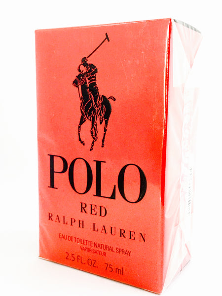 Ralph Lauren Polo Red Eau de Toilette für Herren (EDT)