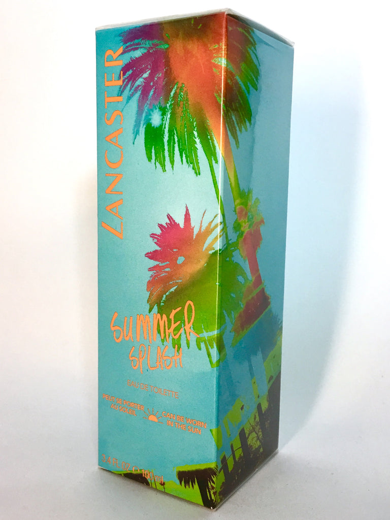 Lancaster Summer Splash Eau de Toilette für Damen (EDT)
