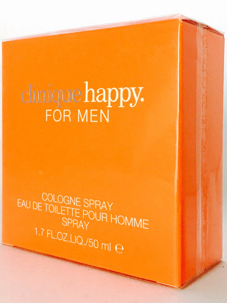Clinique Happy for Men Eau de Cologne für Herren (EDC)