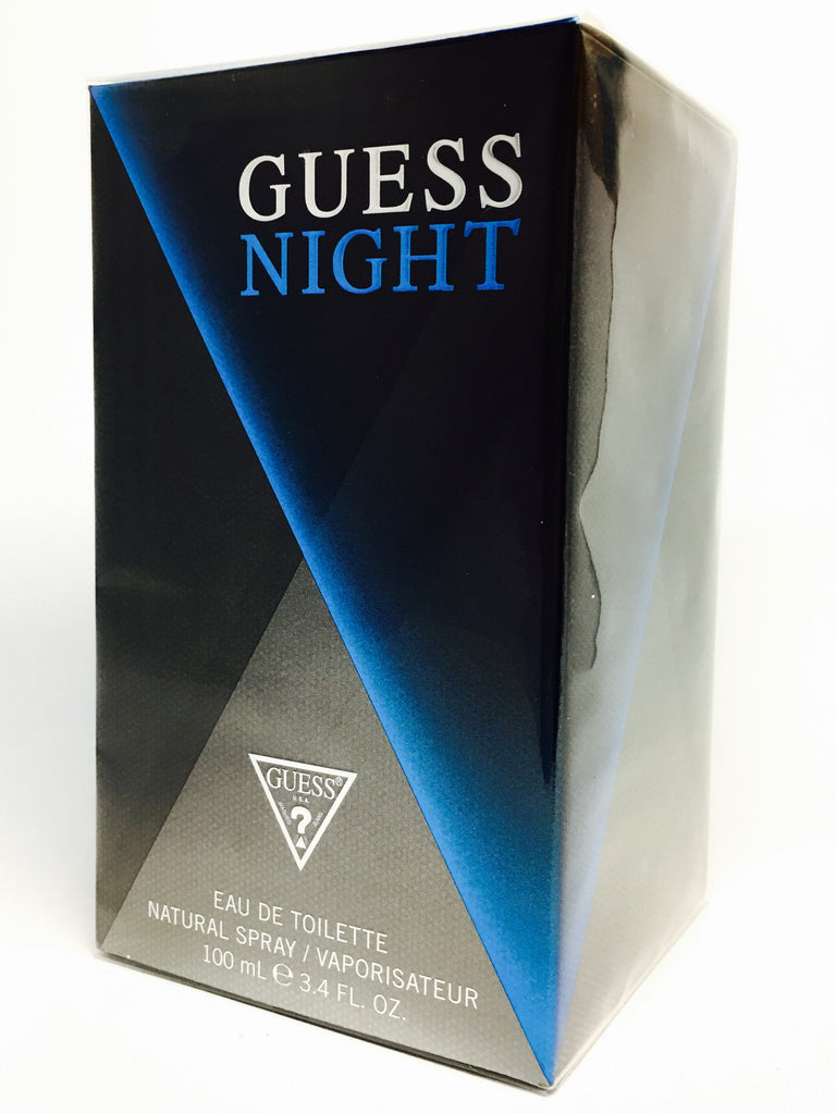 Guess Night Eau de Toilette für Herren (EDT)