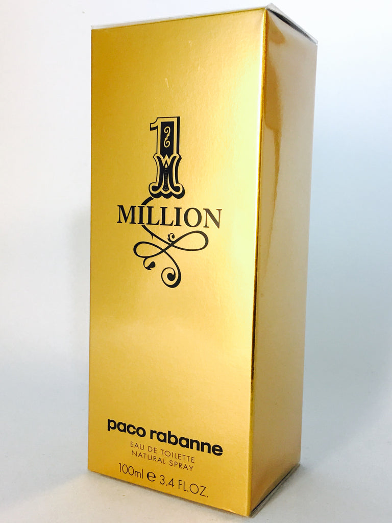 Paco Rabanne 1 Million (one Million) Eau de Toilette für Herren (EDT)