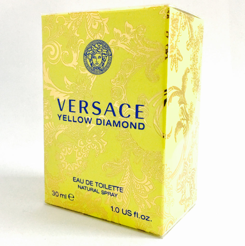 Versace Yellow Diamond Eau de Toilette für Damen (EDT)