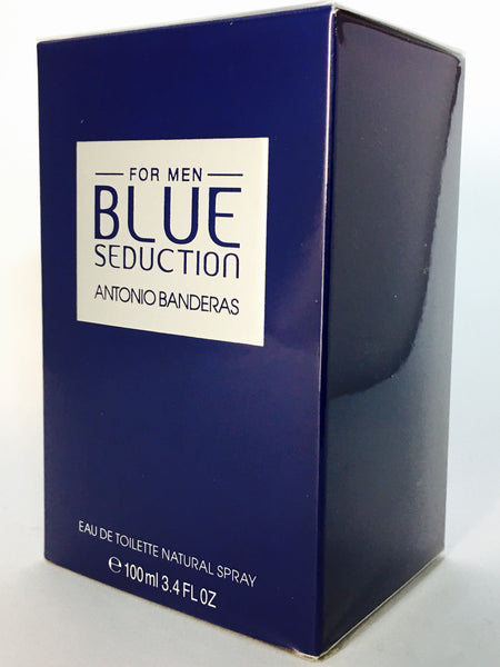 Antonio Banderas Blue Seduction Eau de Toilette für Herren (EDT)