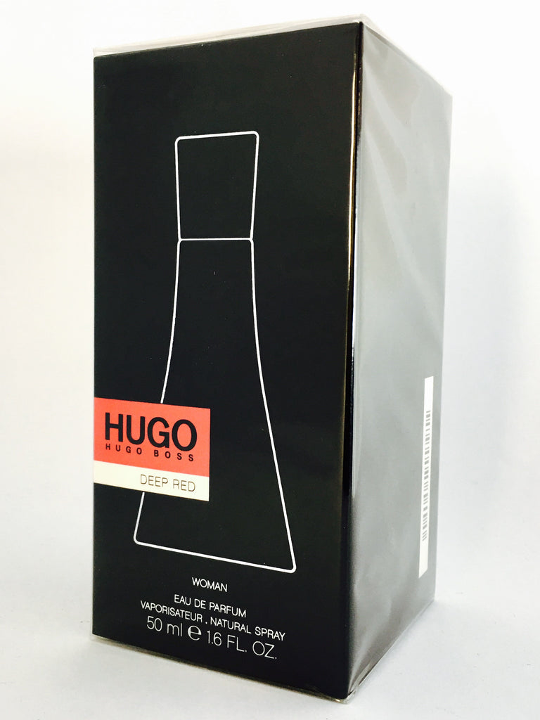 Hugo Boss Deep Red Eau de Parfum für Damen (EDP)
