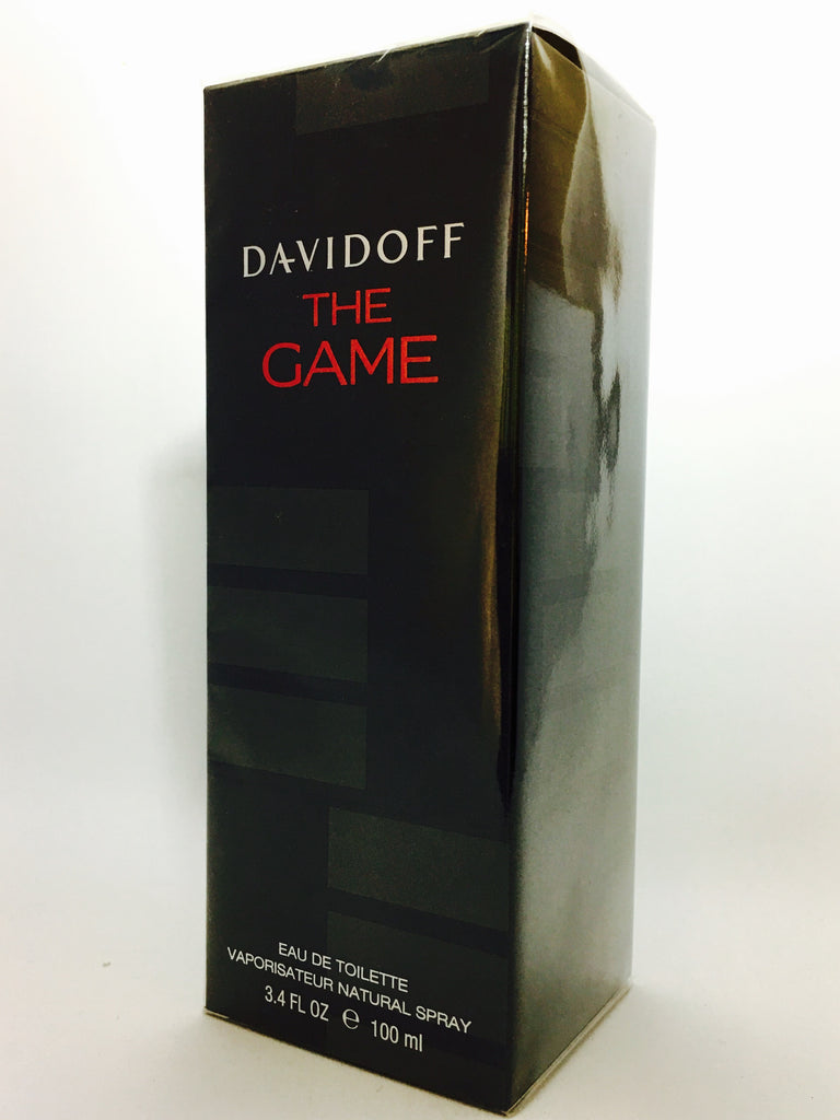 Davidoff The Game Eau de Toilette für Herren (EDT)
