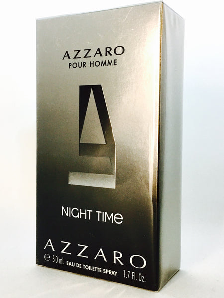 Azzaro Pour Homme Night Time Eau de Toilette für Herren (EDT)