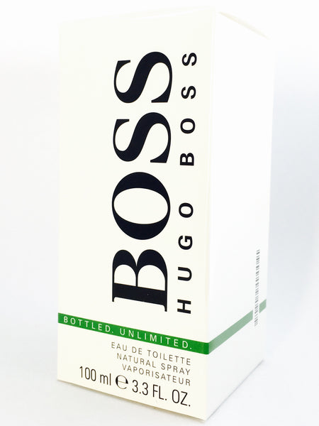 Hugo Boss Bottled Unlimited Eau de Toilette für Herren (EDT)