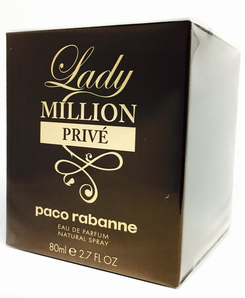 Paco Rabanne Lady Million Privé Eau de Parfum für Damen (EDP)