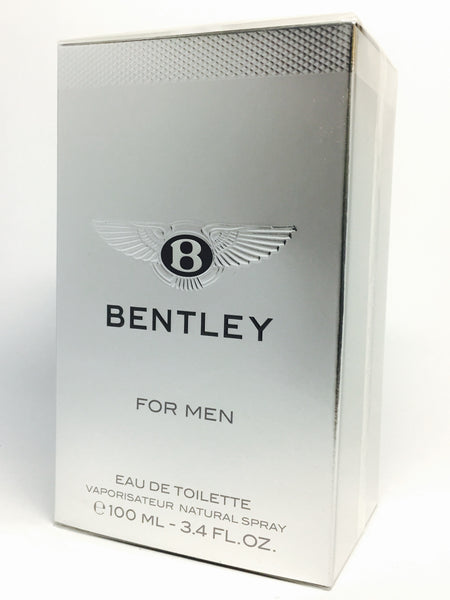 Bentley for Men Eau de Toilette für Herren (EDT)