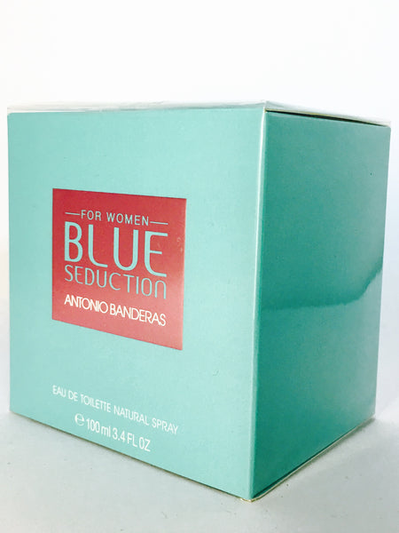 Antonio Banderas Blue Seduction for Women Eau de Toilette für Damen (EDT)