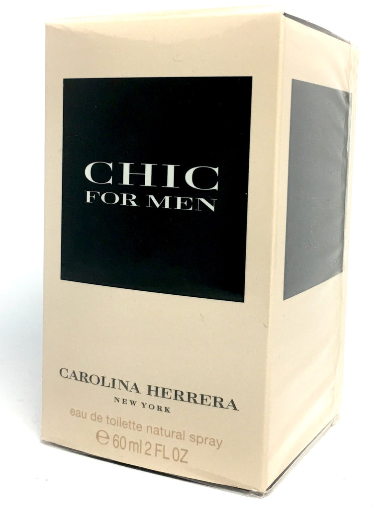 Carolina Herrera Chic For Men Eau de Toilette für Herren (EDT)