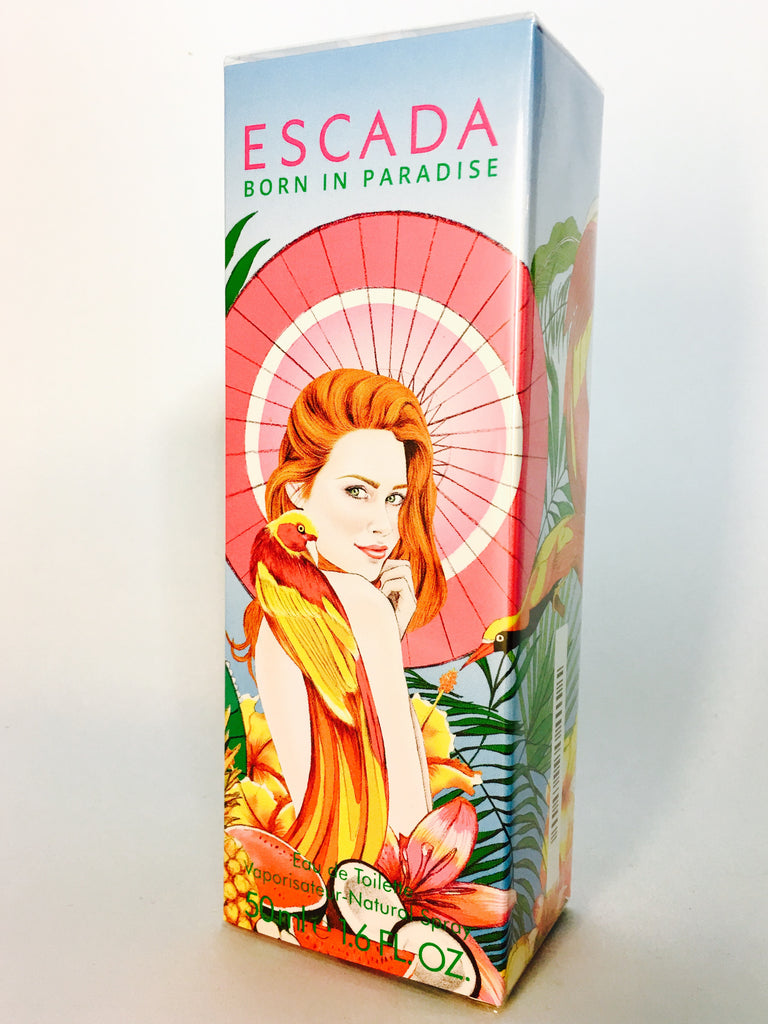 Escada Born In Paradise Eau de Toilette für Damen (EDT)