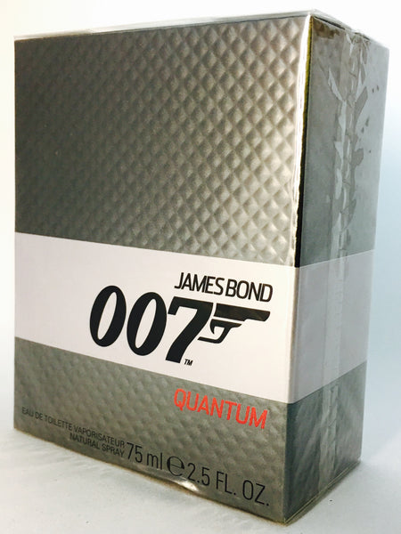 James Bond 007 Quantum Eau de Toilette für Herren (EDT)