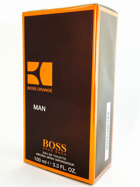 Hugo Boss Orange Man Eau de Toilette für Herren (EDT)