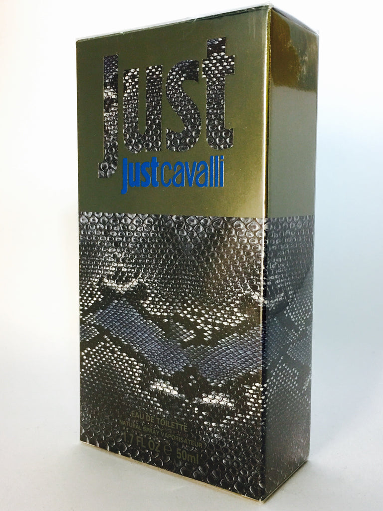 Roberto Cavalli Just Cavalli for Him Eau de Toilette für Herren (EDT)
