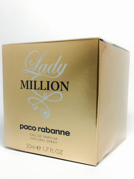 Paco Rabanne Lady Million Eau de Parfum für Damen (EDP)