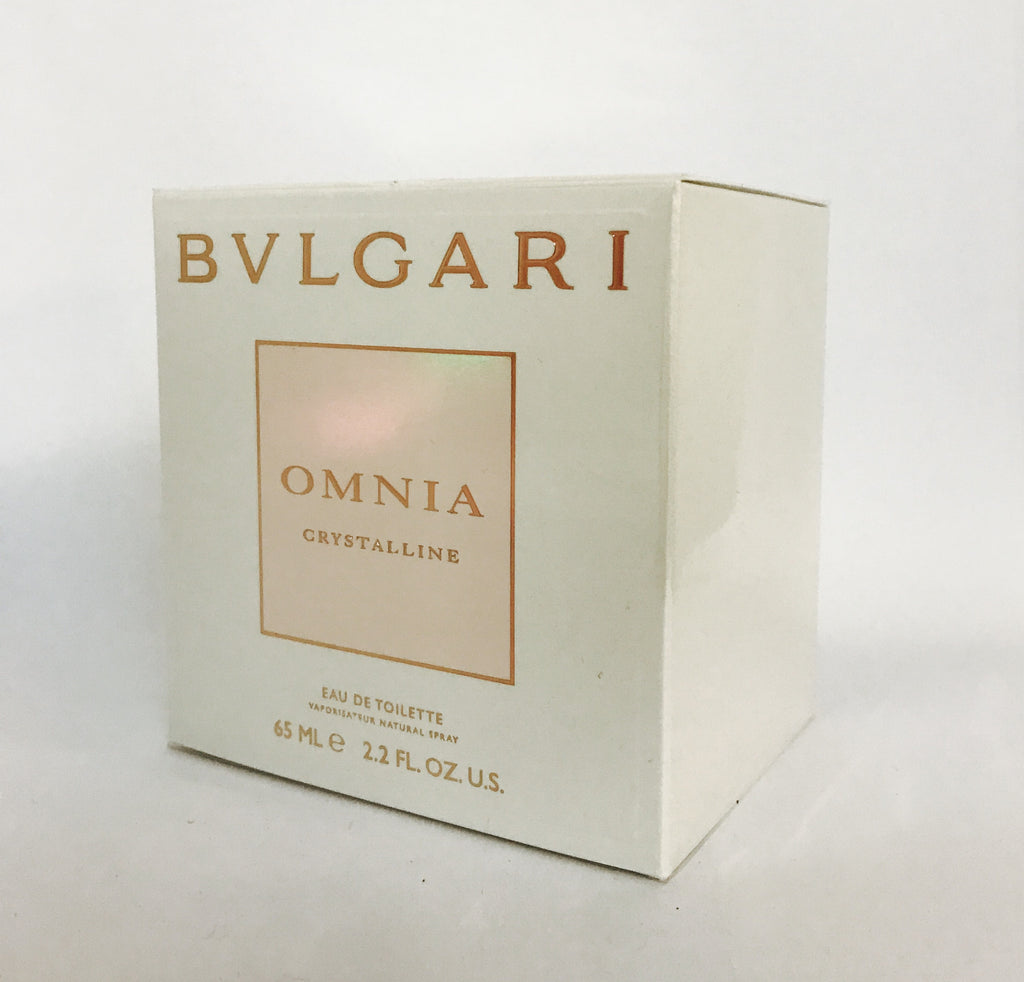 Bvlgari Omina Crystalline The Jewel Charm Eau de Toilette für Damen (EDT)