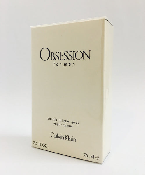 Calvin Klein Obsession for Men Eau de Toilette für Herren (EDT)