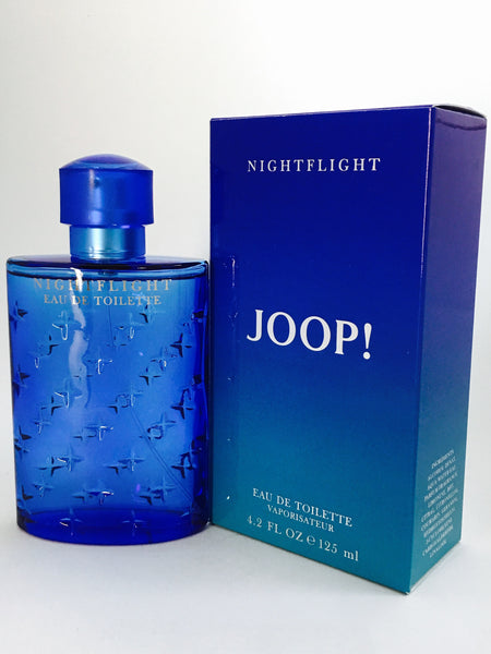 Joop! Nightflight Eau de Toilette für Herren (EDT)