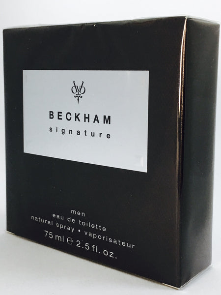 David Beckham Signature for Him Eau de Toilette für Herren (EDT)