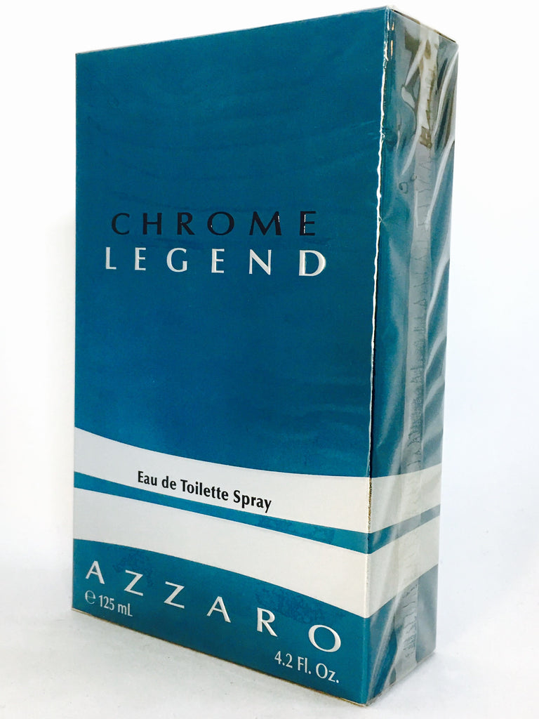 Azzaro Chrome Legend Eau de Toilette für Herren (EDT)