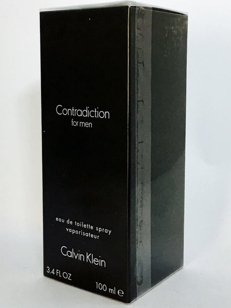 Calvin Klein Contradiction for Men Eau de Toilette für Herren (EDT)