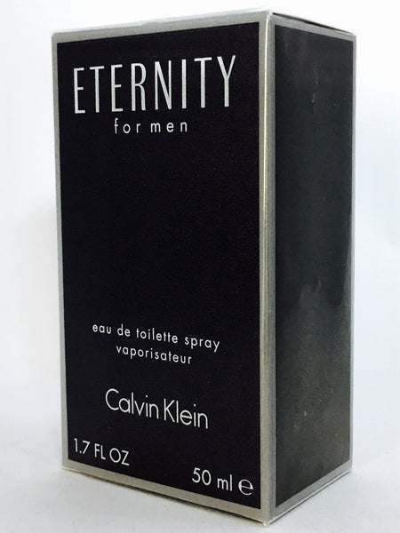 Calvin Klein Eternity for Men Eau de Toilette für Herren (EDT)
