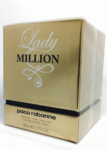 Paco Rabanne Lady Million Absolutely Gold Parfüm für Damen (EDP)