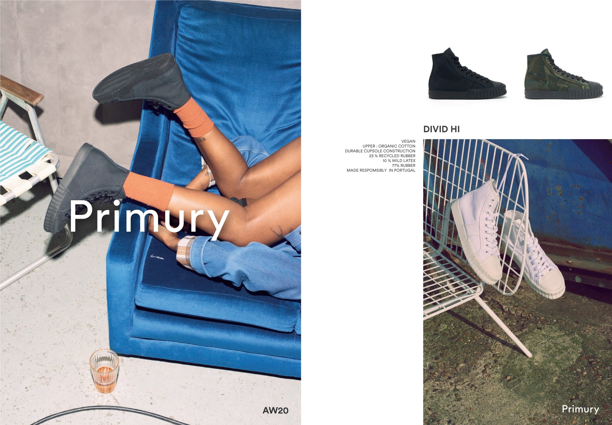 PRIMURY AW20 Lookbook 01