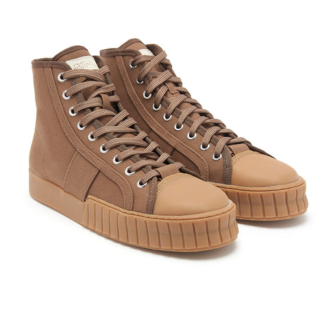 DIVID HI - CARD / BROWN