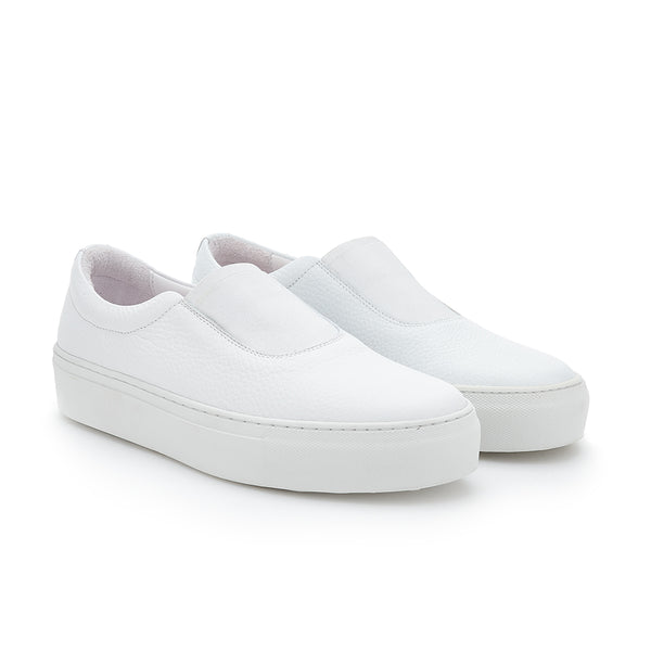 BASAL CLASSIC - ALL WHITE - Primury - Shoe