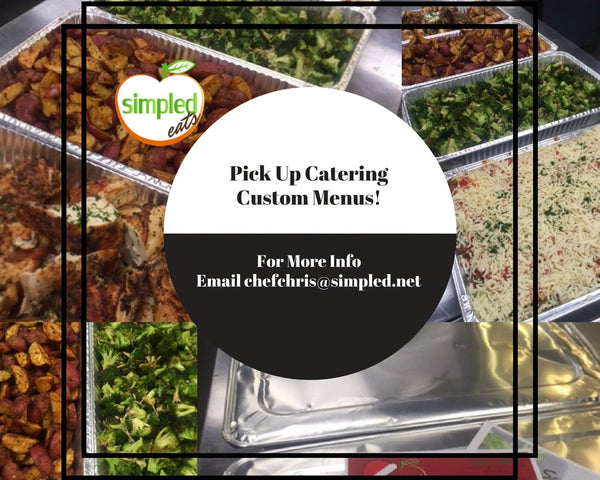 Pick Up Catering