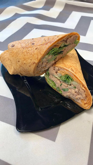 (Wednesday) Spicy Tuna Wrap