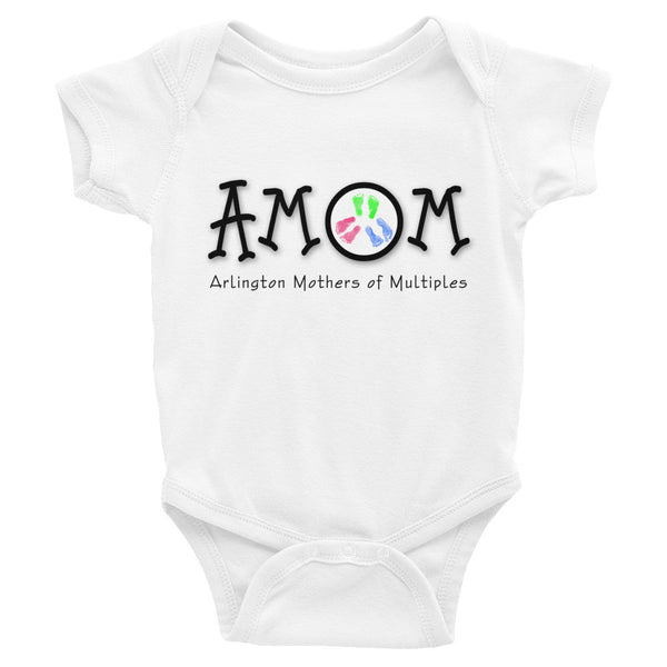 Infant short sleeve one-piece