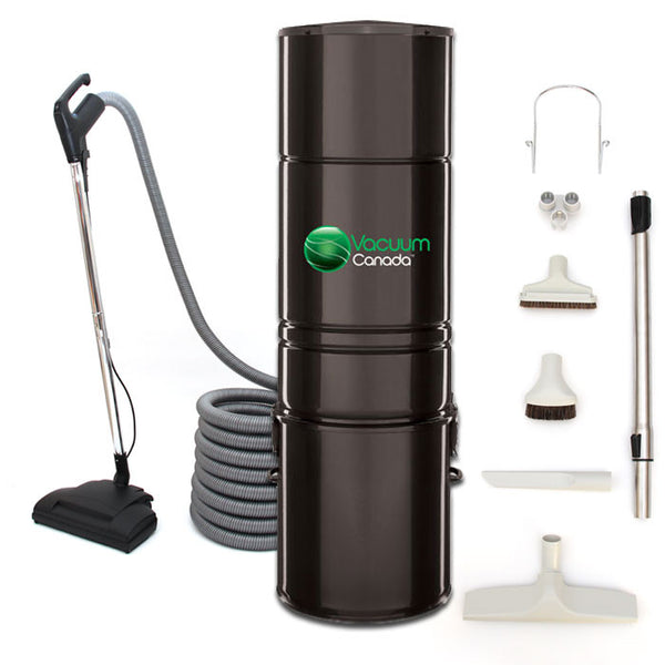 VCCV90 Central Vacuum Carpet Cleaning Package