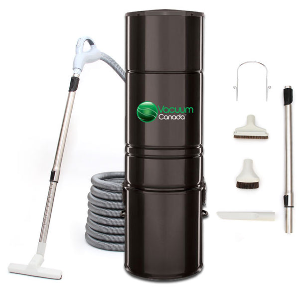 VCCV90 Central Vacuum Bare Floor Cleaning Package
