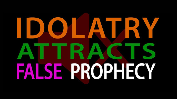 False Prophets - THE Sign Of The Last Days