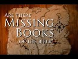 I Can't Trust My Bible If It Missing Books