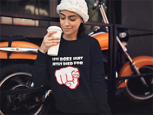 Love Does Hurt Long Sleeve (Unisex)