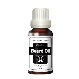 Men Beard Nourishing Serum Natural Beard Oil  Organic Beard Shaping Beard Care Wax Moisturizing Liquid 2018 New