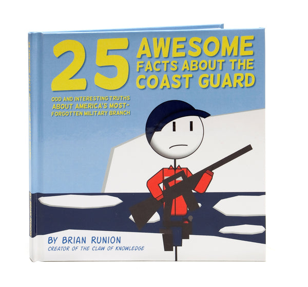 25 Awesome Facts About the Coast Guard - Cover