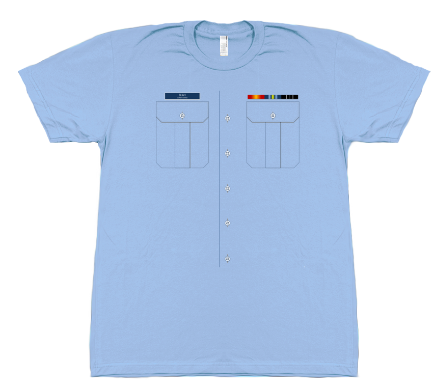 Coast Guard Trop Shirt Shirt