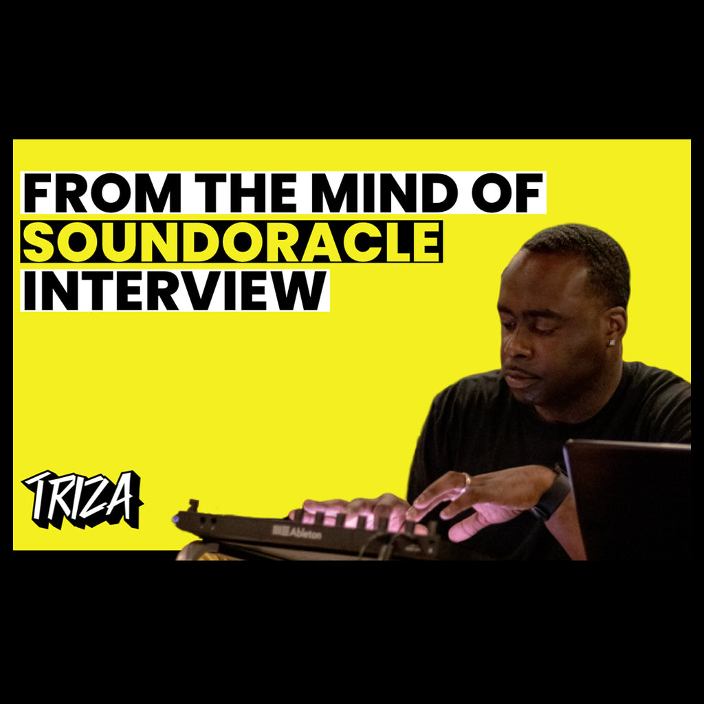 SOUNDORACLE INTERVIEW BEHIND THE BEAT