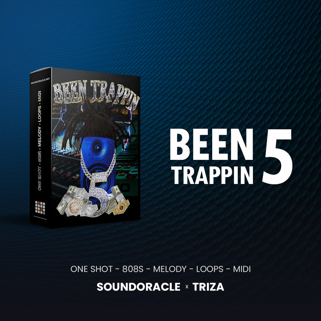 NEW KIT: BEEN TRAPPIN 5