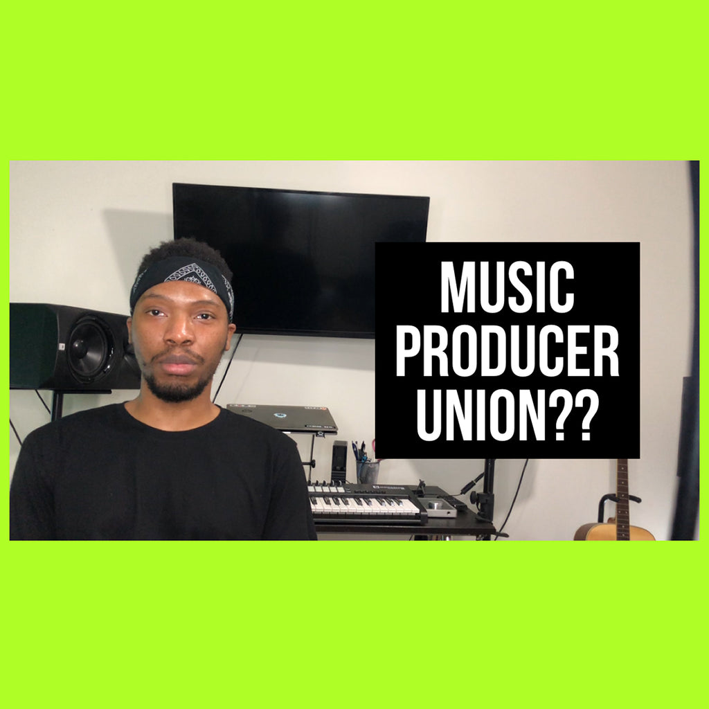 What do you think about a Music Producer Union?