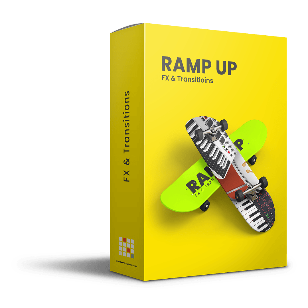 Ramp Up FX & Transitions - The Producer Kit