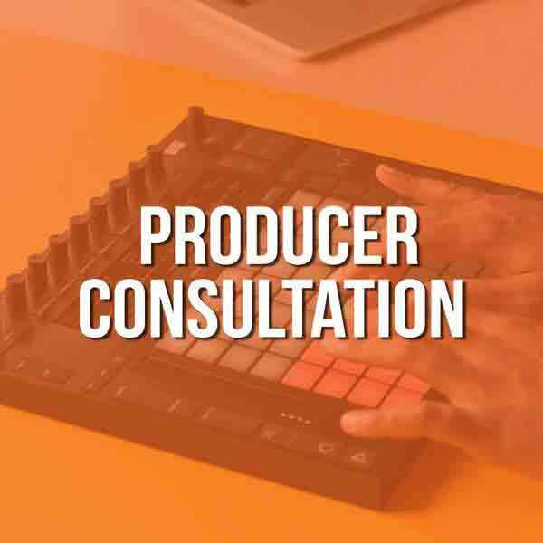 1-On-1 Producer Consultation - The Producer Kit