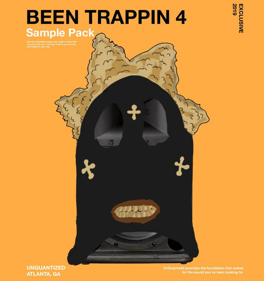 Been Trappin 4 - The Producer Kit