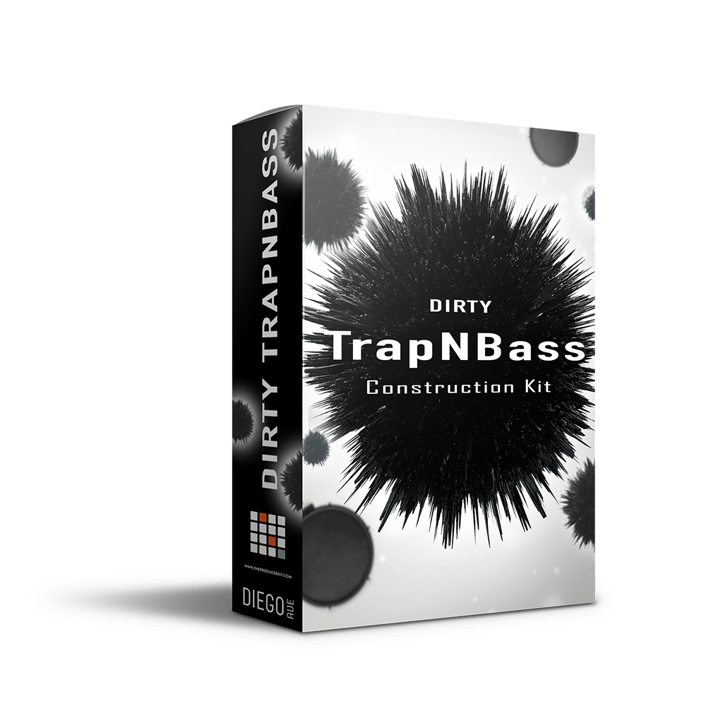 Dirty Trap N Bass Vol 1 R&B Construction Kit - The Producer Kit